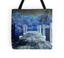 Infrared Dock Tote Bag