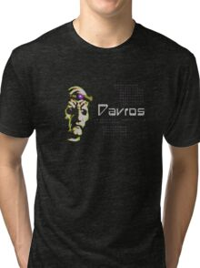 Doctor Who - Davros Tri-blend T-Shirt