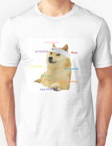 Gym Doge T-Shirt