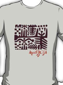 Matisse'ish wearable art T-Shirt