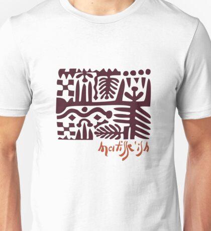 Matisse'ish wearable art Unisex T-Shirt