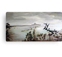 Amazon Passage Canvas Print