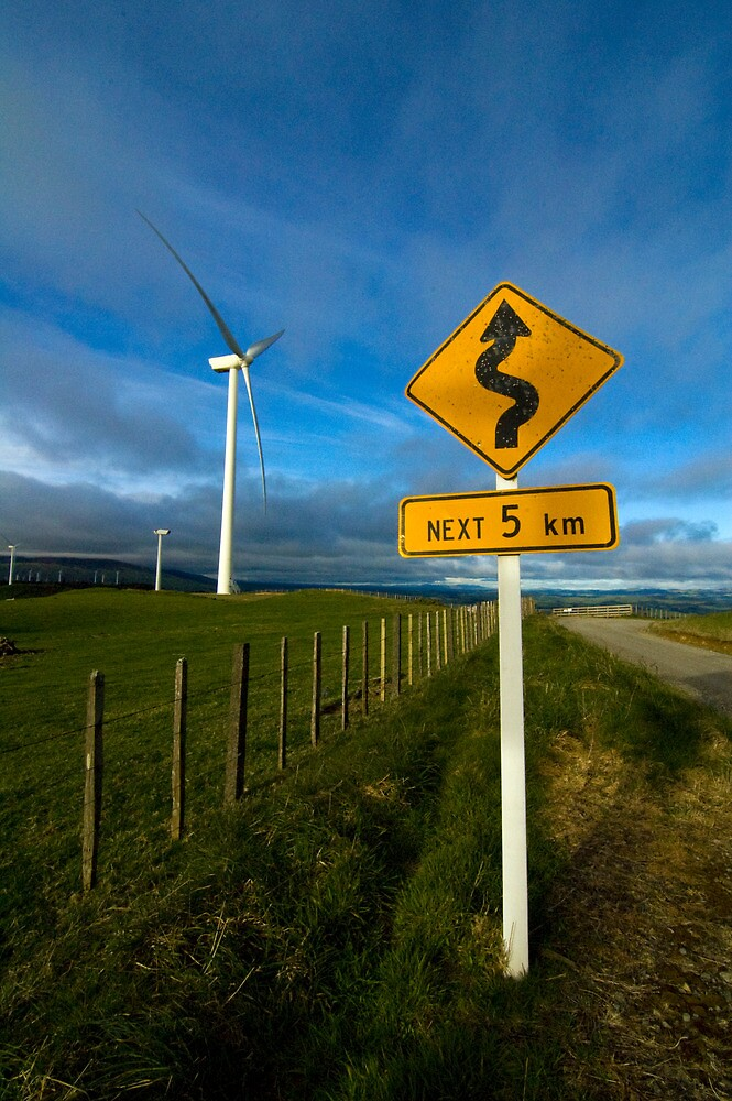 Windy road ahead by donnz