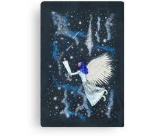 Wishes upon Stars Canvas Print