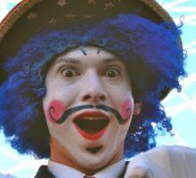 make sure you have fun!  luna park, sydney, australia Sticker