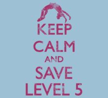 Save level 5 by inedig