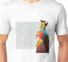 the undead probably have no body heat Unisex T-Shirt