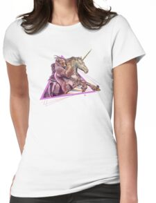 Silverback & Horn Womens Fitted T-Shirt