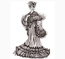 Victorian night out Womens Fitted T-Shirt
