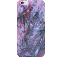 magenta fight iPhone Case/Skin