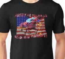 American Pharoah Horse Racing's Grand Slam Winner 2015 Unisex T-Shirt