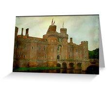 Herstmonceux Castle © Greeting Card