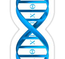 DNA ICHTHIS Sticker