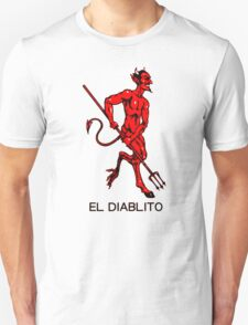 El Diablito The Devil Tarot Cards Readings T-Shirt