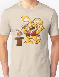 Magician Easter Bunny Unisex T-Shirt