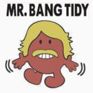 MR.BANG TIDY by Melissa Ellen