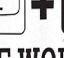 Ctrl + Shift  Sticker