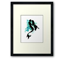 Finding Impossible Love Framed Print