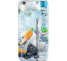 Holiday Cheer! (Melted Snowman Spirits) iPhone Case/Skin