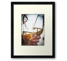 Xanadu Winery Framed Print