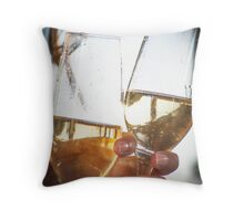 Xanadu Winery Throw Pillow