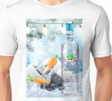 Holiday Cheer! (Melted Snowman Spirits) Unisex T-Shirt