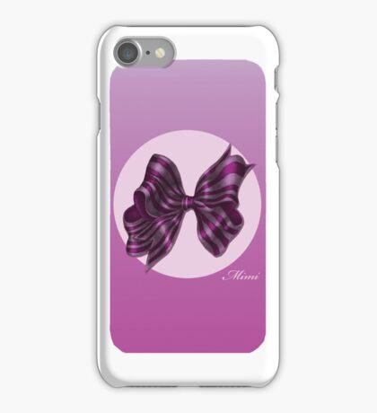 ribbon 2 iPhone Case/Skin