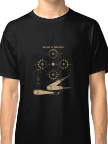 Smith's Illustrated Astronomy - Phases of the Moon - Page 32 Classic T-Shirt