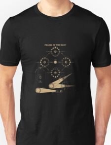 Smith's Illustrated Astronomy - Phases of the Moon - Page 32 T-Shirt