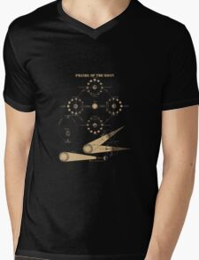 Smith's Illustrated Astronomy - Phases of the Moon - Page 32 Mens V-Neck T-Shirt