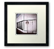 tucson #02 Framed Print