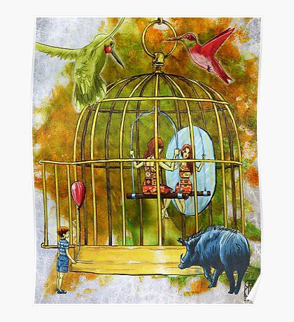 Birdcage Poster