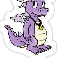 Always Be Yourself - Dragon Sticker