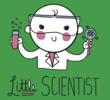 Little Scientist Baby Tee