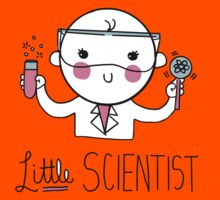 Little Scientist Kids Tee