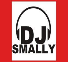 DJ Smally Fan T-Shirt Kids Clothes
