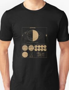 Smith's Illustrated Astronomy - Jupiter and Mars - Page 26 T-Shirt