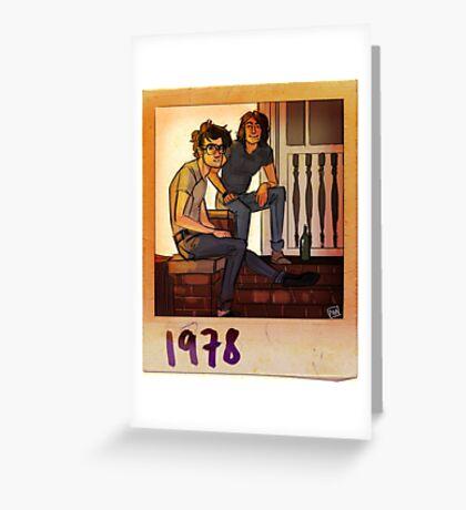 1978 Greeting Card