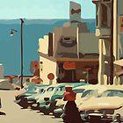 Busy Street by rapplatt