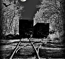 Haunted Rails by Sheryl Gerhard
