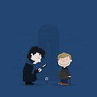 Baker Street Boys by Zombride