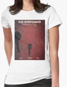 The Bodyguard  Womens Fitted T-Shirt