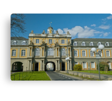 Koblenz Gate Canvas Print