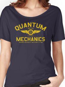 QUANTUM MECHANICS Women's Relaxed Fit T-Shirt