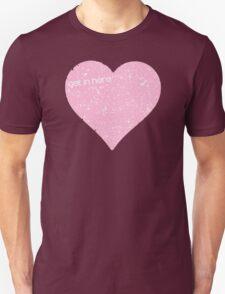 Get In Here Love Heart T-Shirt