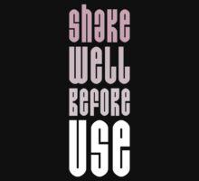 shake well before use by kaipanou