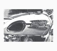 Gas Tank Triumph TR6 (1959) Kids Tee