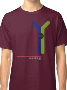 MUSEUM 1966 Classic T-Shirt