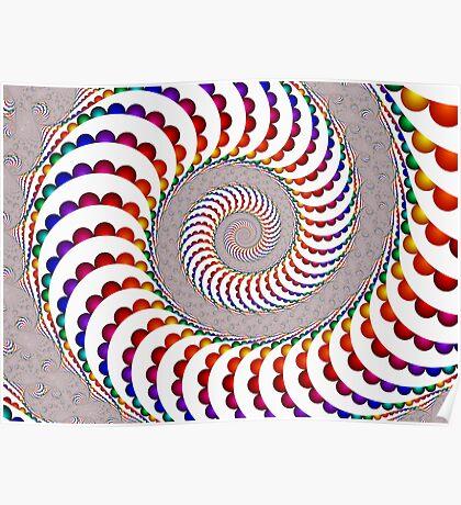 Ballistic Spiral  Poster