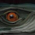 Dragon eye by John Ryan